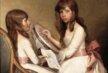 Women Stitching