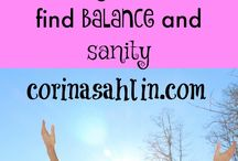 Coaching and Mentoring for Mothers - Helping Mothers Find Balance and Sanity / I help mothers find balance and sanity in their mothering. As a life coach, I partner with mamas to be the best mothers/humans they can be. http://www.corinasahlin.com