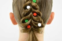 christmas hairstyles for women