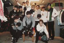 EXO / S.M. ENTERTAIMENT boyband.