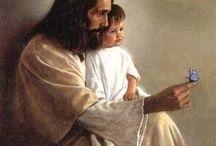Jesus paint