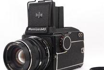 Mamiya M645 Medium Format SLR Film Came…