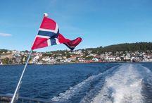 La Norvège tout à vélo !