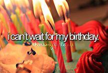 #Birthday :D ❌⭕❌
