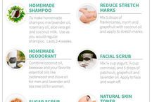Essetial oils for beauty