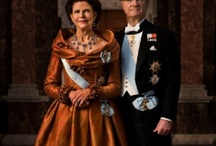 A** - Royal Families-Sweden / by Charlotte