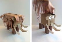 Ice Age crafts
