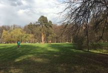 парк Царицино