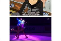 yuri!!! on ice / we weRE BORN TO MAKE HISTORYYYY