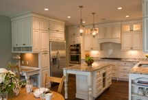 Kitchen remodel / by Lori Fecho