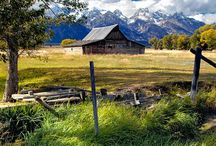 Beautiful Barns / by Charlene Hornbaker Mulcahy