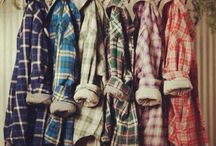 Mystery Flannel Shirts - Vintage / Mystery Flannel Hipster  Shirts!