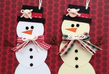 Crimbo Craft / Christmas crafting