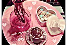 kahve keyifleri / kahve sunumlari