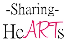 Sharing HeARTs / Sharing HeARTs is an Etsy Team devoted to sharing and promoting others. / by Cynthia Fardan