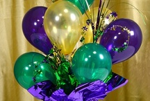 Air Filled Centerpieces