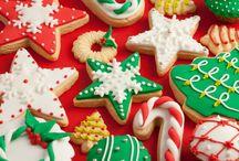 Galletas de Navidad/ Christmas Cookies / Un dulce para hacer con niños/ A sweet to made with children