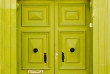 Inspire; Lime, Chartreuse, Apple Green