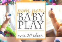 Baby activities / by Andrea Shoup