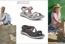 Noile sandale ECCO