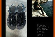 elli Sandals Designed by elli lyraraki