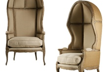 Burlap French Furnishings / Furniture with burlap and linen fabrics are all the rage. See our French-style sofas, chairs and chaise lounges in soft burlap and linen.