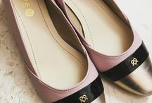 GUNAS Vegan Shoes / Launching a collection of ballet flats in Fall 2016.