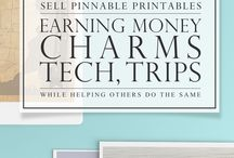 Creating Printables & Templates