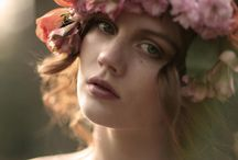 Flower Crowns / Some inspiration for flower crowns and head dresses for that special occasion