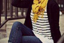 ШАРФЫ / Яркий акцент - шарфы