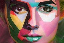 Makeup / by Jacqueline Maldonado Art & Design