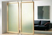 Paneller,dekoratif ara bölmeler,paravanlar