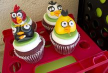Angry Birds / by Tracey Bland