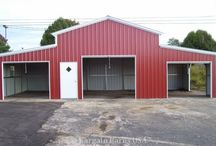 Metal Barns and Agricultural Buildings
