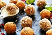 Bean Balls / Delicious veggie meatball recipes. No meat, no fuss, quick and easy. Plant based.