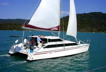 Elite 12 sunset lady - a budget catamaran perfect for large groups wanting to explore, / 4 cabin, 2 bathroom, Max passengers 10