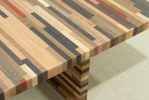 Onze Tafels / Portfolio van tafels die wij gemaakt hebben