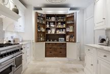 Luxury Kitchens - Storage / Be inspired - stylish and luxury kitchen storage for the family home