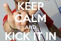 Keeper Calm!