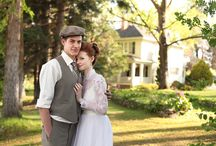 """Anne of Green Gables / """"Kindred spirits are not so scarce as I used to think. It's splendid to find out there are so many of them in the world.""""  ― L.M. Montgomery, Anne of Green Gables"""