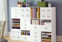 Organizing / by Amy Taylor