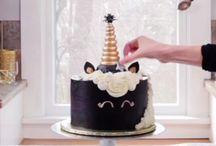 fancy cakes