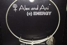 ALEX & ANI BRACELETS / JEWLERY / by Kim Blanchette