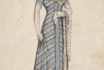 dress empire 1820