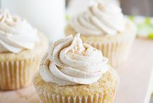 Cupcake Cravings / Collection of cupcake recipes, tips and tricks. / by Aubrey Miller