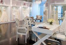 wedding salon decor