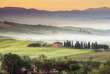 Tuscany / Paisajes