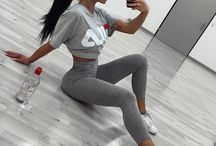 Fitness holky