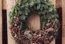 věnce vánoční