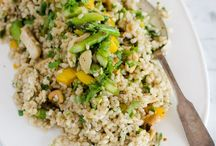 Rice and Other Grains Dishes- Lunch and Dinner